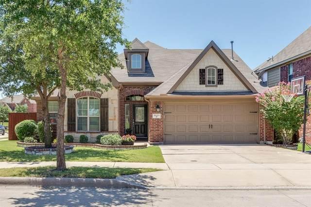 3601 Jockey Drive, Fort Worth, TX 76244 (MLS #14553345) :: The Chad Smith Team