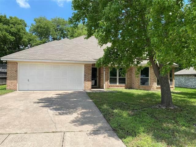405 Owens Drive, Crowley, TX 76036 (MLS #14553356) :: EXIT Realty Elite