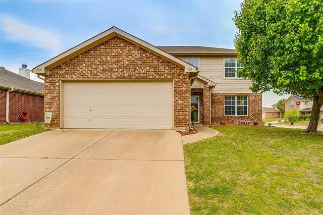 709 Liberty Lane, Crowley, TX 76036 (MLS #14553358) :: The Chad Smith Team