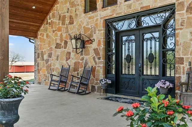 3551 Holbrook Road, Springtown, TX 76082 (MLS #14553382) :: Lisa Birdsong Group | Compass