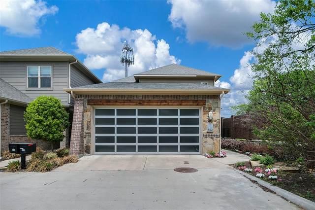 622 Old Campbell Road, Richardson, TX 75080 (MLS #14553389) :: Justin Bassett Realty