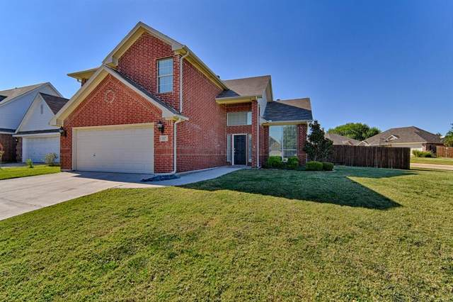 117 Parkview Drive, Saginaw, TX 76179 (MLS #14553393) :: Trinity Premier Properties