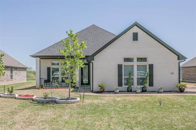 2045 Carlisle Drive, Crowley, TX 76036 (MLS #14553410) :: The Chad Smith Team