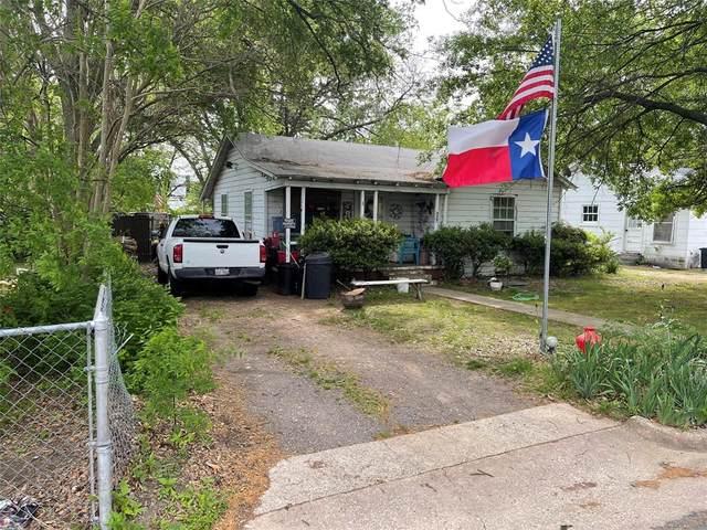 808 Fisher Street, Sulphur Springs, TX 75482 (MLS #14553414) :: The Chad Smith Team