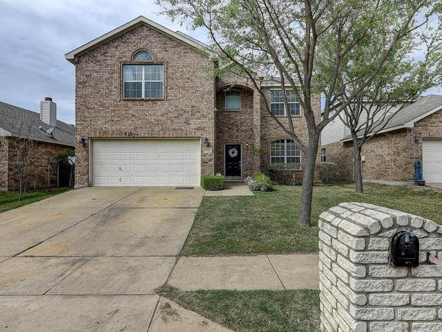 3833 Cedar Falls Drive, Fort Worth, TX 76244 (MLS #14553416) :: Team Hodnett