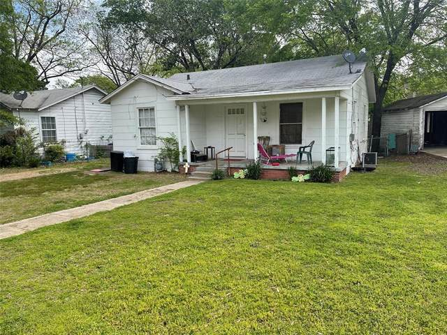810 Fisher Street, Sulphur Springs, TX 75482 (MLS #14553427) :: The Chad Smith Team