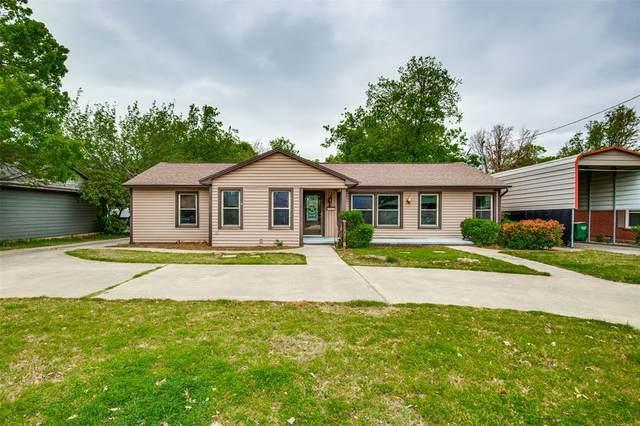 1207 Fair Avenue, Gainesville, TX 76240 (#14553429) :: Homes By Lainie Real Estate Group