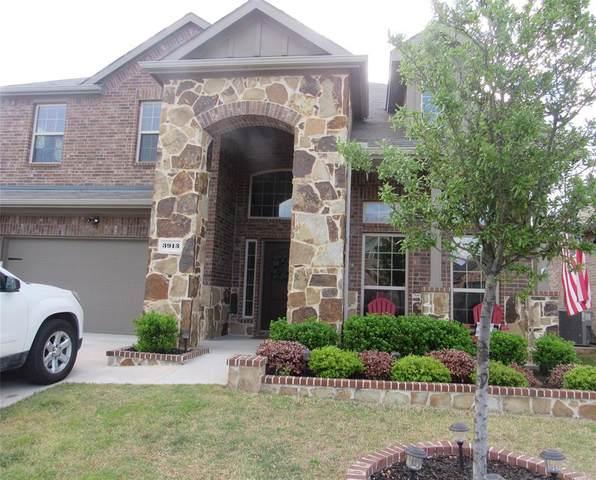 3913 Blessington Drive, Frisco, TX 75036 (MLS #14553431) :: Craig Properties Group