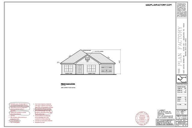 111 Jarrett Street, Waxahachie, TX 75165 (MLS #14553440) :: Real Estate By Design
