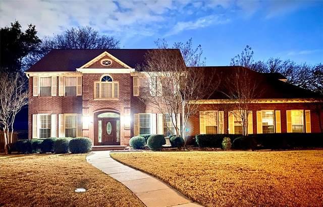 1112 Sweet Spring Court, Lewisville, TX 75067 (MLS #14553452) :: The Rhodes Team