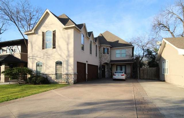 5235 Willis Avenue, Dallas, TX 75206 (MLS #14553454) :: The Juli Black Team