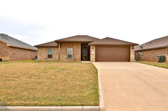 3041 Paul Street, Abilene, TX 79606 (MLS #14553461) :: The Chad Smith Team