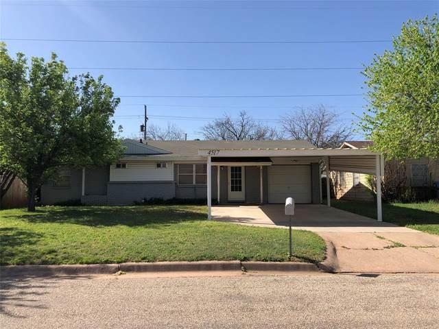 4517 State Street, Abilene, TX 79603 (MLS #14553470) :: The Heyl Group at Keller Williams