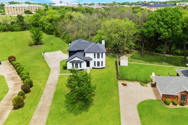1221 Bluffview Drive, Desoto, TX 75115 (MLS #14553488) :: RE/MAX Pinnacle Group REALTORS