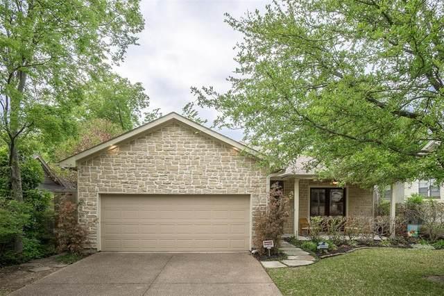 8803 San Benito Way, Dallas, TX 75218 (MLS #14553489) :: Premier Properties Group of Keller Williams Realty