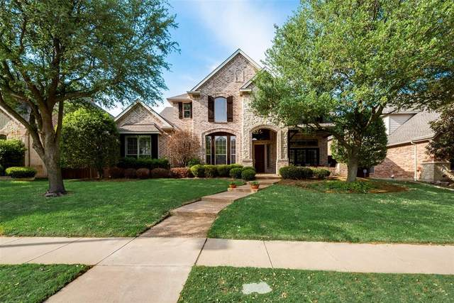 1108 Italy Drive, Allen, TX 75013 (MLS #14553495) :: Wood Real Estate Group