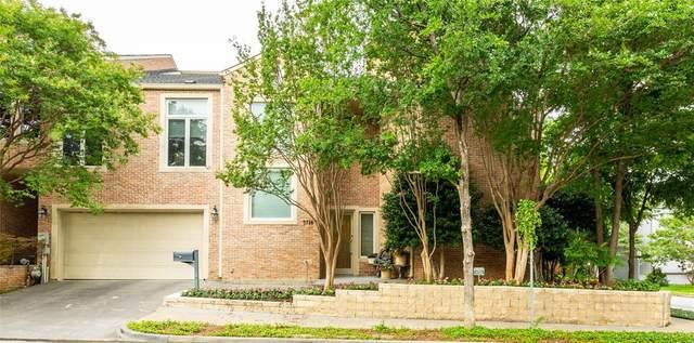 3716 Gillespie Street, Dallas, TX 75219 (MLS #14553504) :: Team Tiller