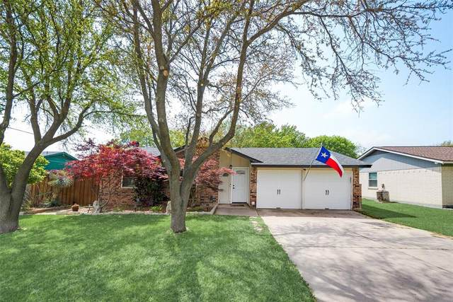 2706 Avonhill Drive, Arlington, TX 76015 (MLS #14553511) :: The Heyl Group at Keller Williams