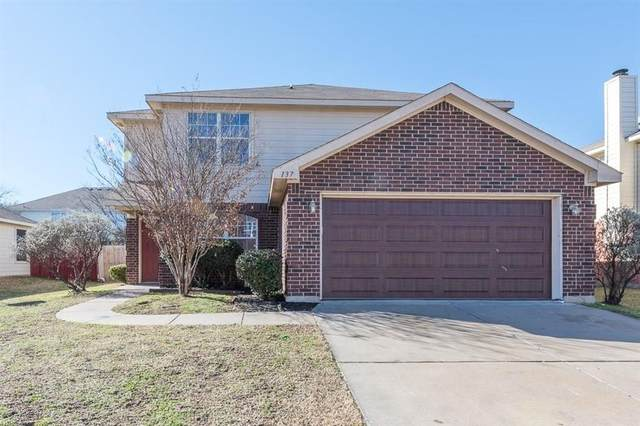 137 Centennial Place, Crowley, TX 76036 (MLS #14553531) :: The Chad Smith Team