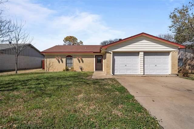 604 Normandy Lane, Saginaw, TX 76179 (MLS #14553532) :: Craig Properties Group