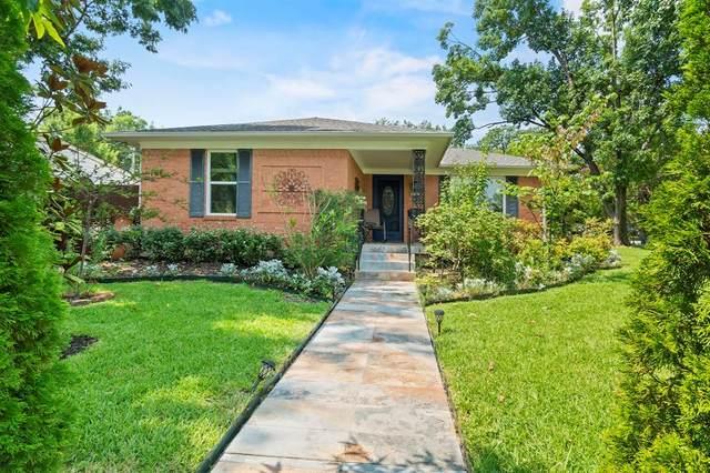 6904 Blessing Drive, Dallas, TX 75214 (MLS #14553534) :: The Mauelshagen Group