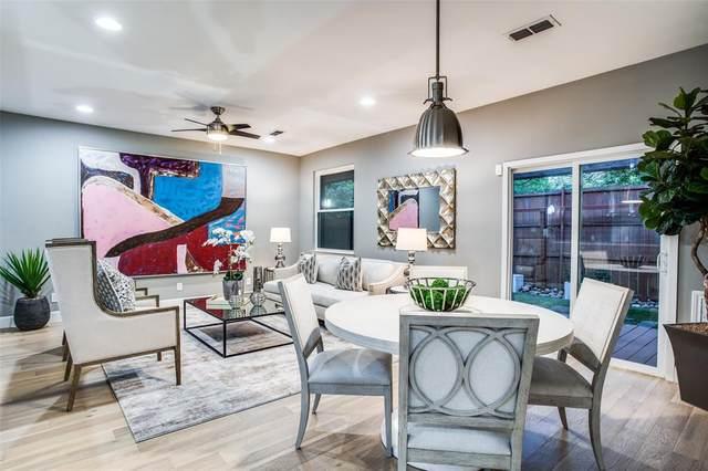 408 N Prairie Avenue, Dallas, TX 75246 (MLS #14553537) :: Front Real Estate Co.