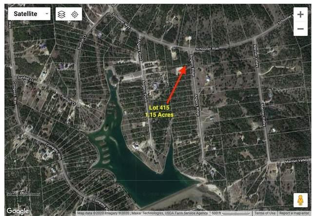 TBD 000 Schooner Way, Bluff Dale, TX 76433 (MLS #14553542) :: Hargrove Realty Group