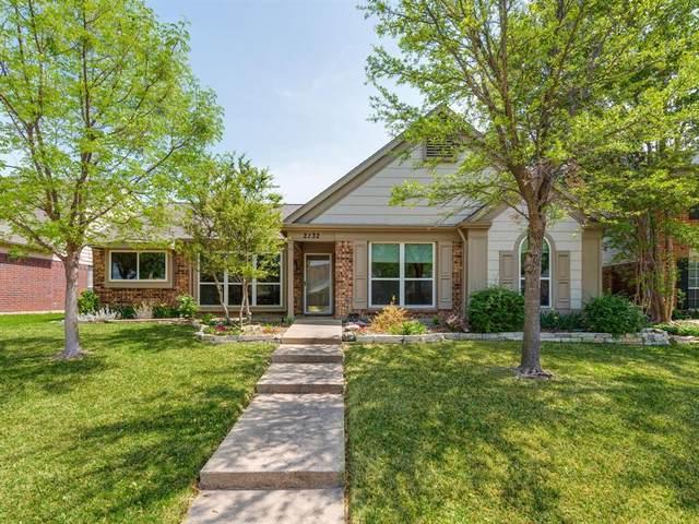 2132 Lansdown Drive, Carrollton, TX 75010 (MLS #14553556) :: Hargrove Realty Group