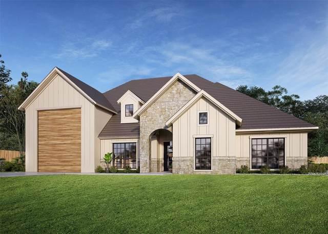 40 Water Ridge Drive, Graford, TX 76449 (MLS #14553566) :: All Cities USA Realty