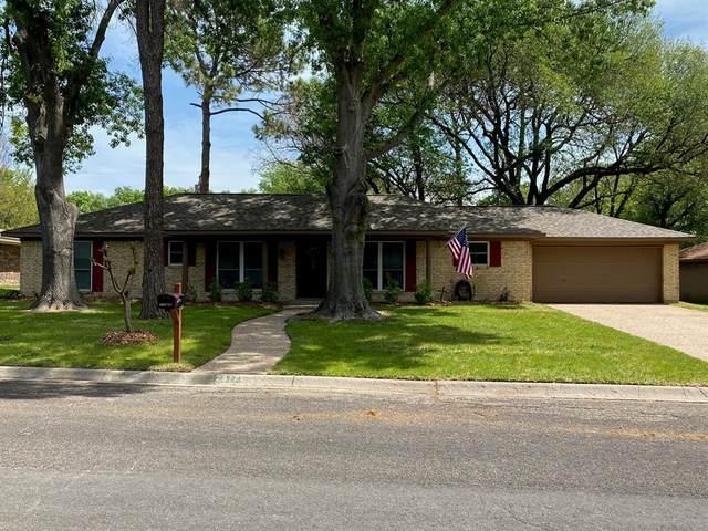 2817 Hillcrest Drive, Corsicana, TX 75110 (MLS #14553568) :: The Chad Smith Team