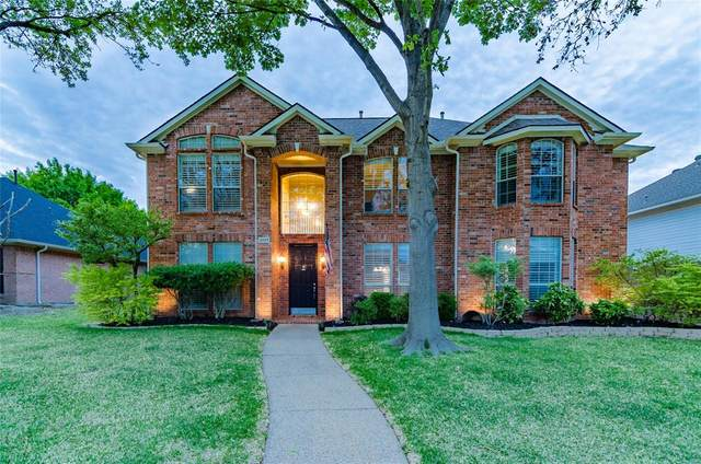 2229 Grinelle Drive, Plano, TX 75025 (MLS #14553569) :: Russell Realty Group