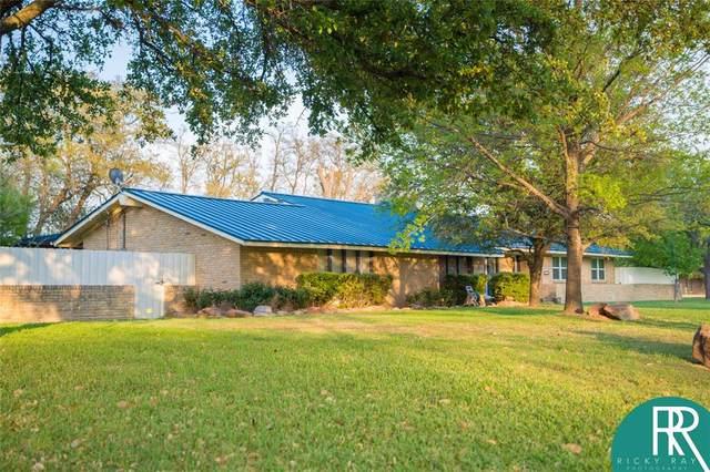 2402 11th Street, Brownwood, TX 76801 (MLS #14553573) :: Craig Properties Group