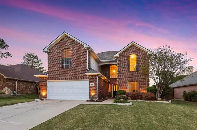 840 Kilbridge Lane, Coppell, TX 75019 (MLS #14553583) :: The Rhodes Team