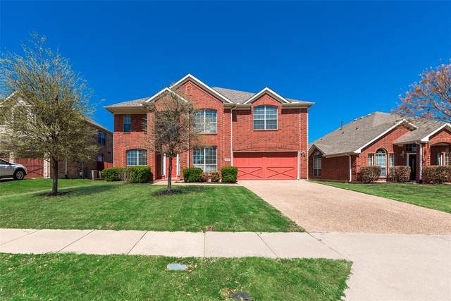 10302 Teal Hollow Drive, Frisco, TX 75035 (MLS #14553596) :: Robbins Real Estate Group