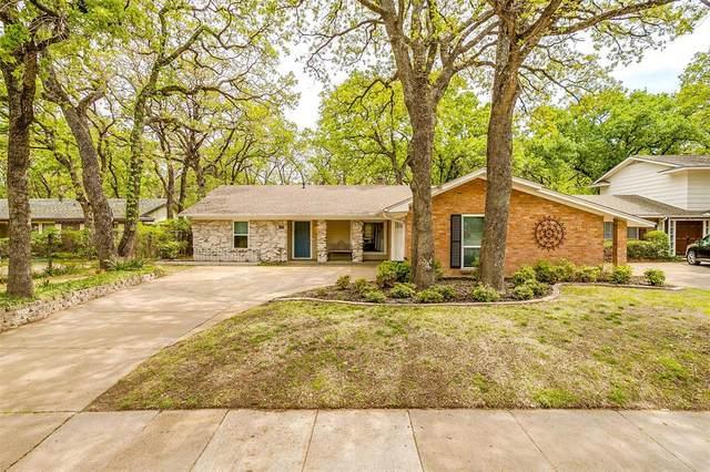 3008 Norwood Lane, Arlington, TX 76013 (MLS #14553597) :: Russell Realty Group