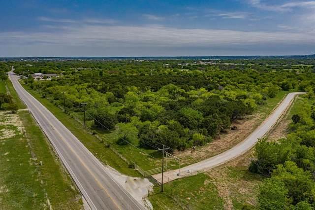 1321 Lipan Highway, Granbury, TX 76048 (MLS #14553630) :: The Chad Smith Team