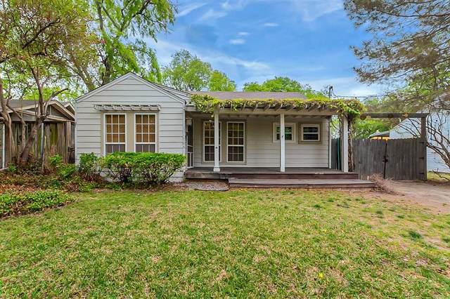 1706 Lakeland Drive, Dallas, TX 75218 (MLS #14553631) :: Robbins Real Estate Group
