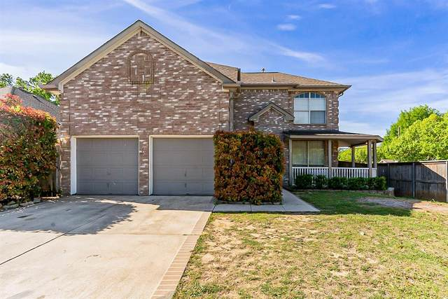 4700 Misty Ridge Drive, Fort Worth, TX 76137 (MLS #14553632) :: The Chad Smith Team