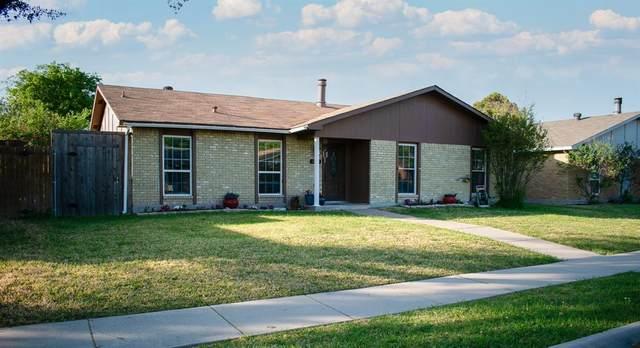 5049 Avery Lane, The Colony, TX 75056 (MLS #14553634) :: The Kimberly Davis Group
