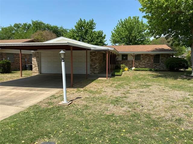 212 Appaloosa Drive, Saginaw, TX 76179 (MLS #14553647) :: The Chad Smith Team