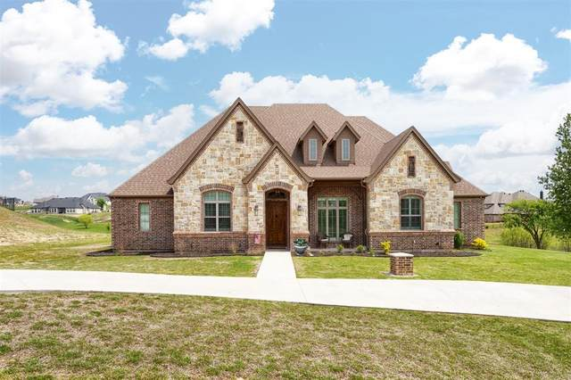 12399 Bella Casa Drive, Fort Worth, TX 76126 (MLS #14553649) :: All Cities USA Realty