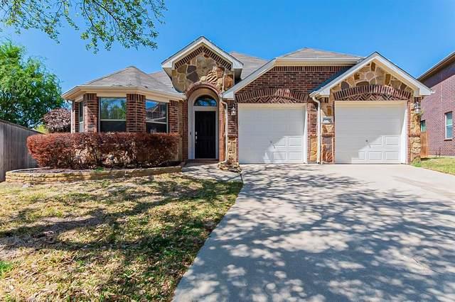 15408 Adlong Drive, Fort Worth, TX 76262 (MLS #14553675) :: The Heyl Group at Keller Williams