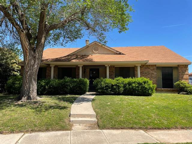 4020 Abbey Lane, Flower Mound, TX 75028 (MLS #14553677) :: The Chad Smith Team
