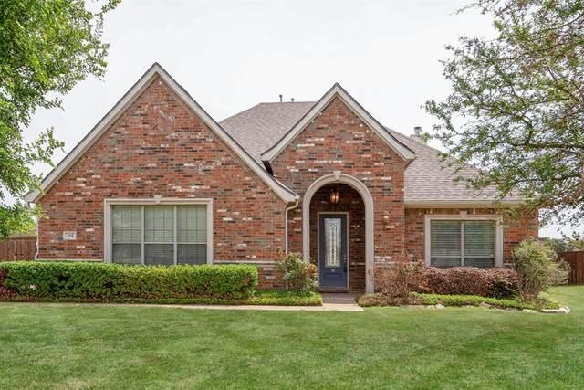 215 River Meadows Lane, Argyle, TX 76226 (MLS #14553687) :: Trinity Premier Properties