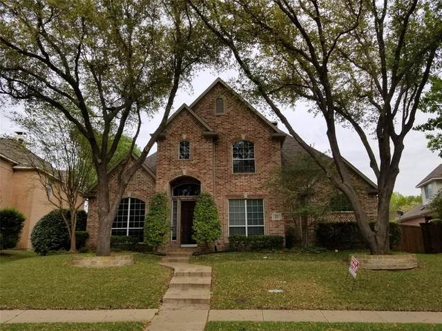 820 Rolling Meadows Court, Allen, TX 75013 (MLS #14553747) :: The Chad Smith Team