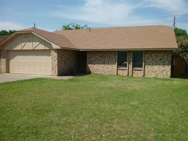 670 Hillside Drive, Cedar Hill, TX 75104 (MLS #14553763) :: RE/MAX Pinnacle Group REALTORS