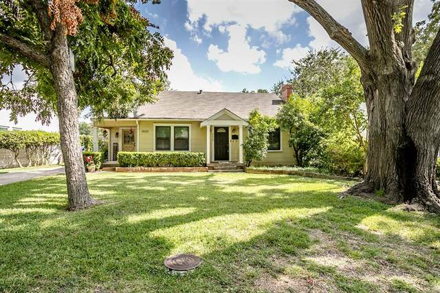 9526 Tarleton Street, Dallas, TX 75218 (MLS #14553780) :: Results Property Group
