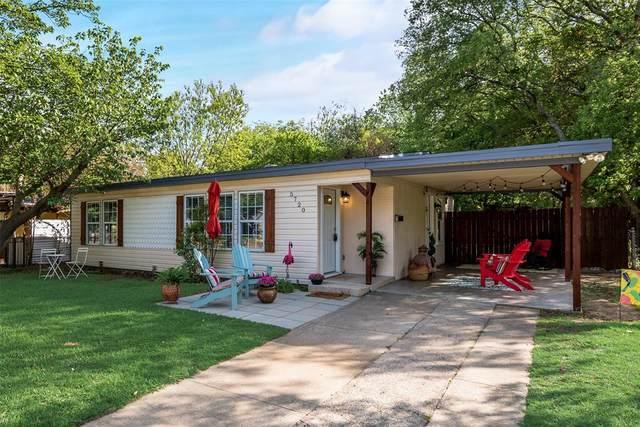 5720 Truelson Drive, Fort Worth, TX 76134 (MLS #14553781) :: Team Hodnett