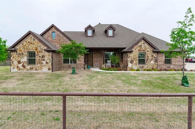 7639 Fm 2450, Sanger, TX 76266 (MLS #14553795) :: The Mauelshagen Group