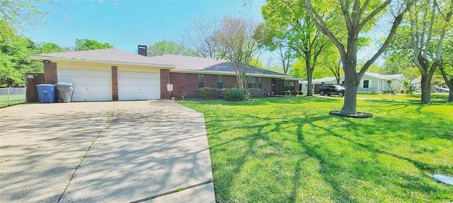2452 56th Street, Dallas, TX 75241 (MLS #14553804) :: Hargrove Realty Group